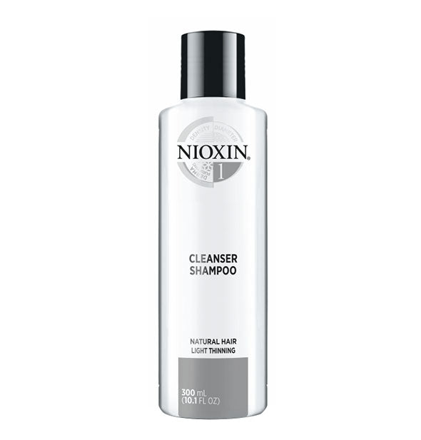 cleanser shampoo for light thinning hair