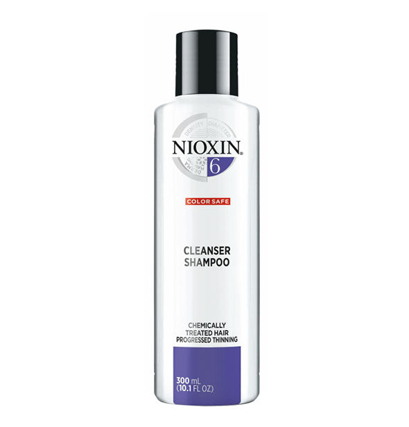 cleanser shampoo for chemically treated and progressed thinning hair