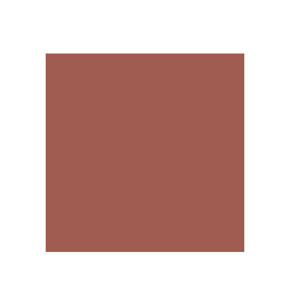 Deep, warm brownish-rose swatch square