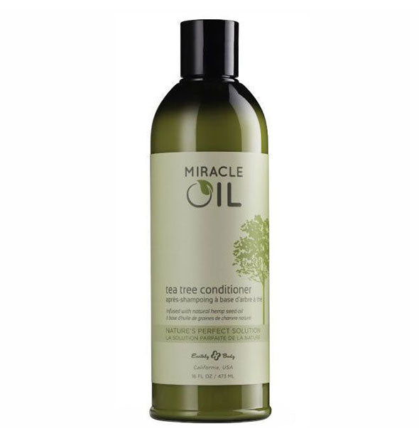 Miracle Oil Tea Tree Conditioner