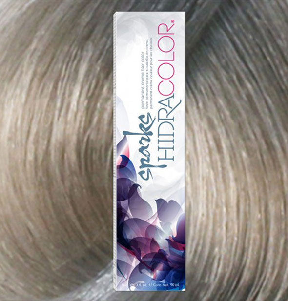 Sparks Hidracolor - 10.1 Ultra Dusty Platinum