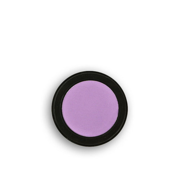 Light purple pressed powder eyeshadow