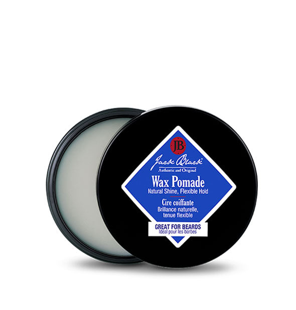 Wax Pomade Natural Shine Flexible Hold