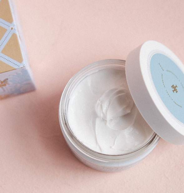 sugared pastille body butter
