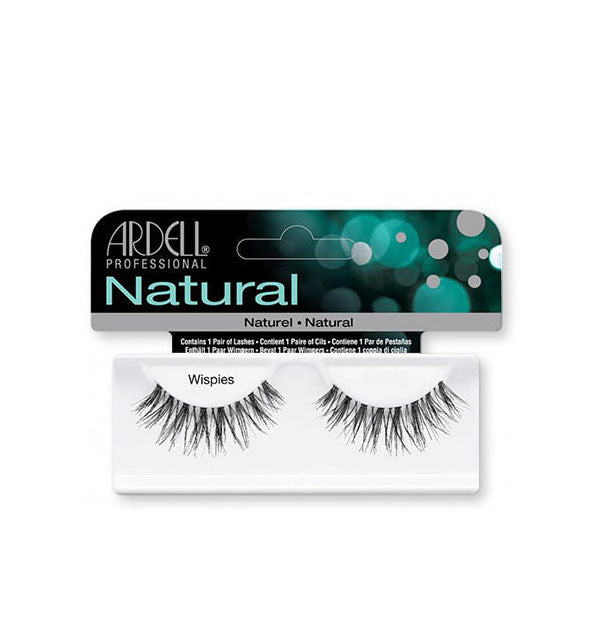 Black Wispies Natural Lashes