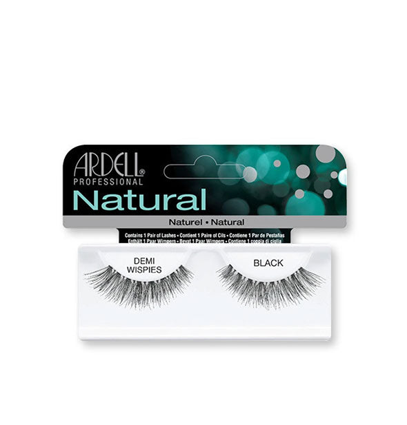 Black Demi Wispies Natural Lashes