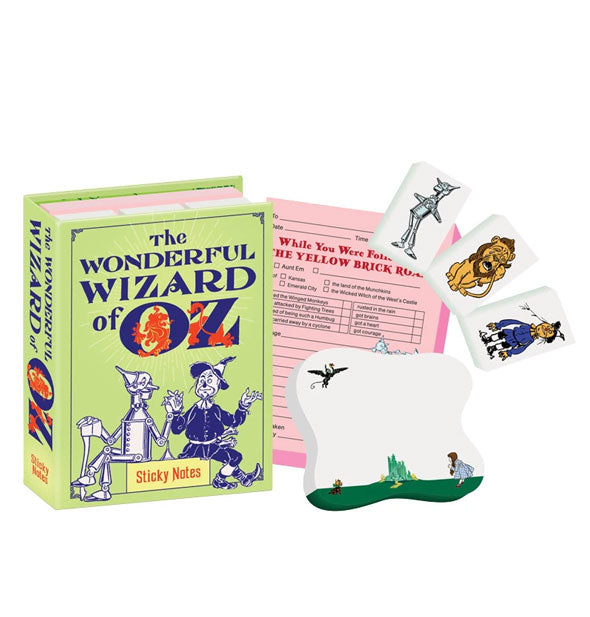 The Wonderful Wizard of Oz Sticky Notes collection