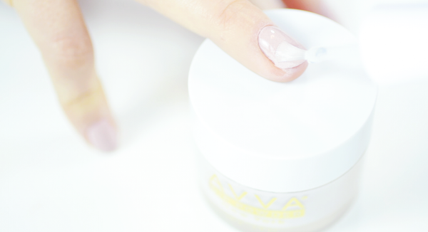 How to use AVVA Dip Powder Kit for a Nude Manicure 11