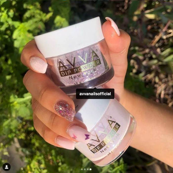 How to win $600 with AVVA Nails 01