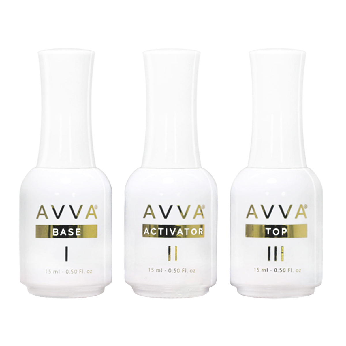 AVVA Essential Gels Set