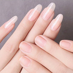 DIY Nail Gel Extension - Nude