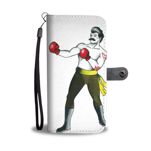RFID protection Wallet Case - Little Boxer