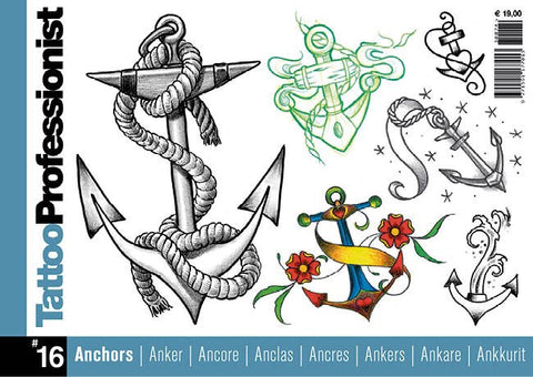 Anchors Tattoo