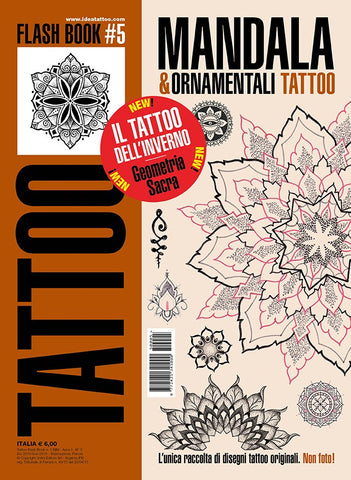 Mandalas & Ornamental Tattoos