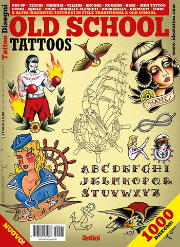 Old School Tattoos