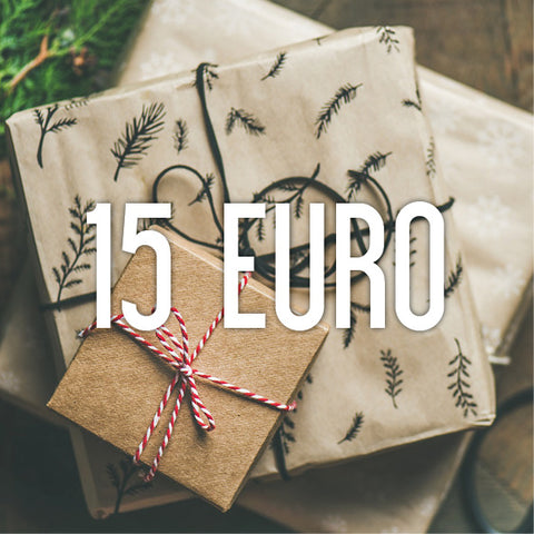 Gift Card 15 euro