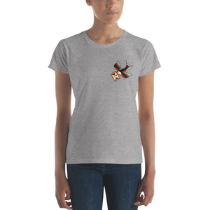 Love Swallow Women's short sleeve t-shirt