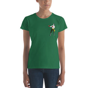 Little boxer Women's short sleeve t-shirt