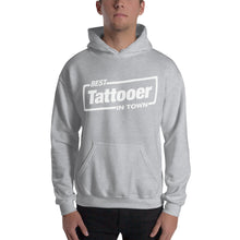 Are you the best? (White) Hooded Sweatshirt