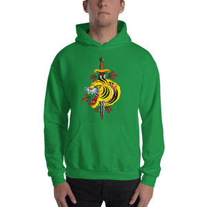 Ouch Tiger! Hooded Sweatshirt