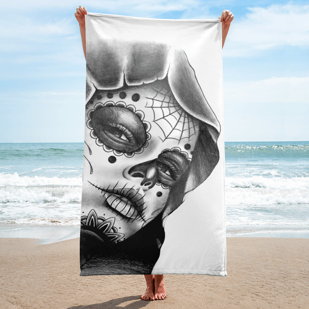 Allover Catrina Towel