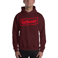 Are you the best? (Red) Hooded Sweatshirt