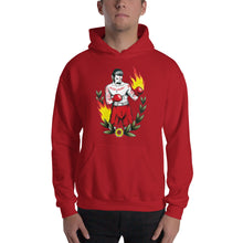 On Fire Hooded Sweatshirt