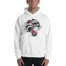 Hooded Sweatshirt Black Panther