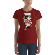 Ship's Captain Women's short sleeve t-shirt