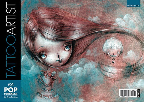 Pop Surrealism By Ania Tomicka