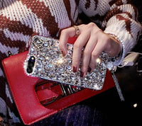 Luxury 3D Diamond Rhinestone iPhone Cover Case - CpuWarehouse.net