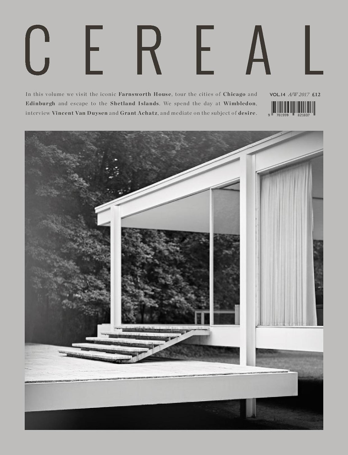 Cereal Magazine – Vol. 14