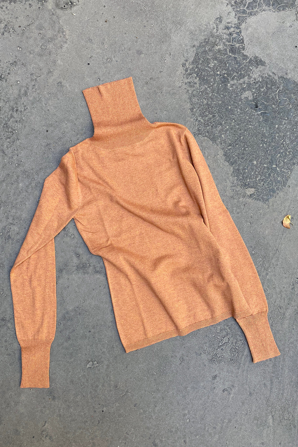 PREORDER: Turtleneck Sweater Cotton-Alpaca – Greda