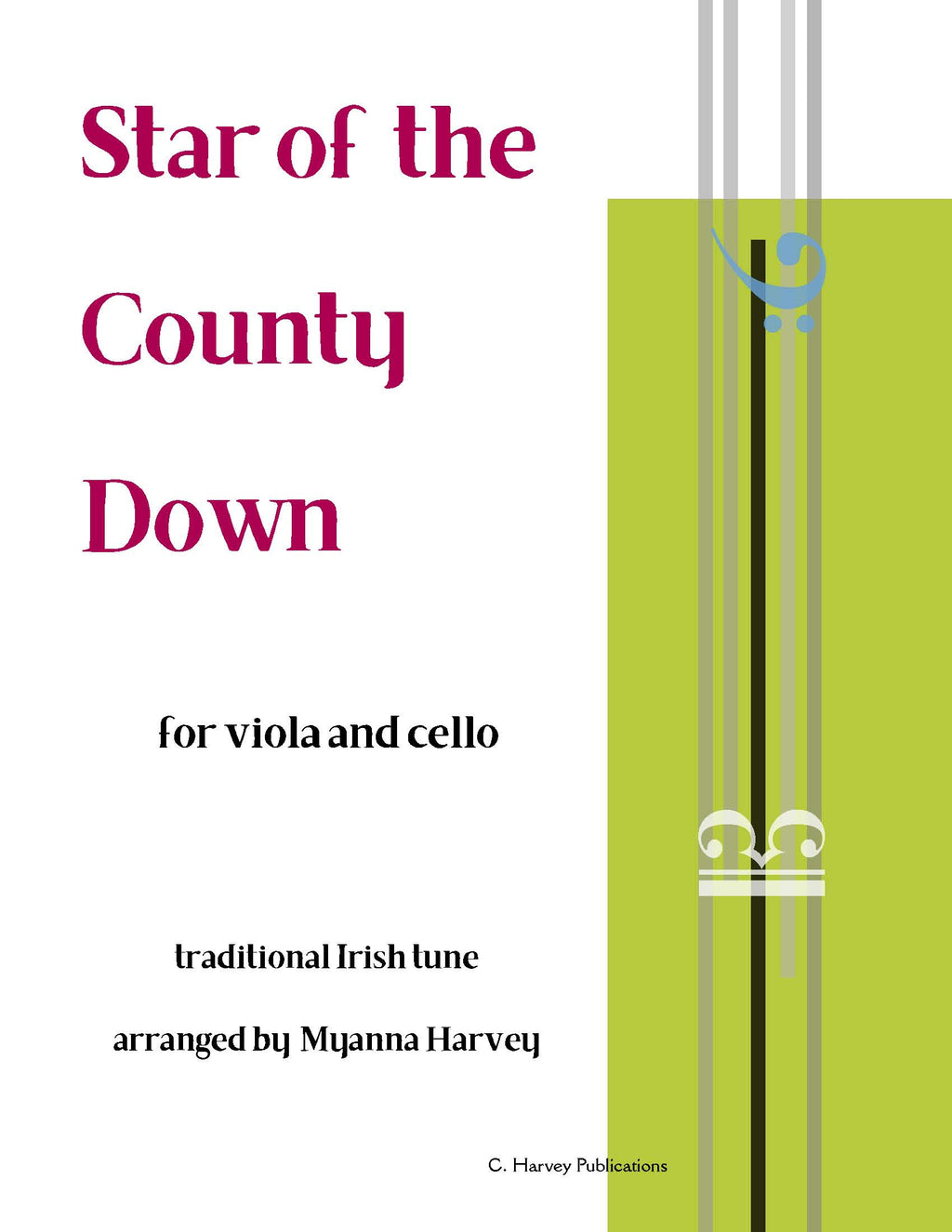 Star of the County Down for String Duo - PDF Download