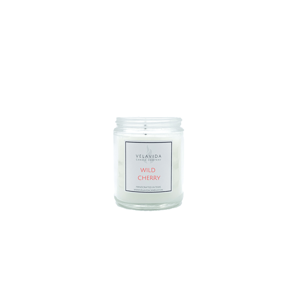Wild Cherry Candle 8oz