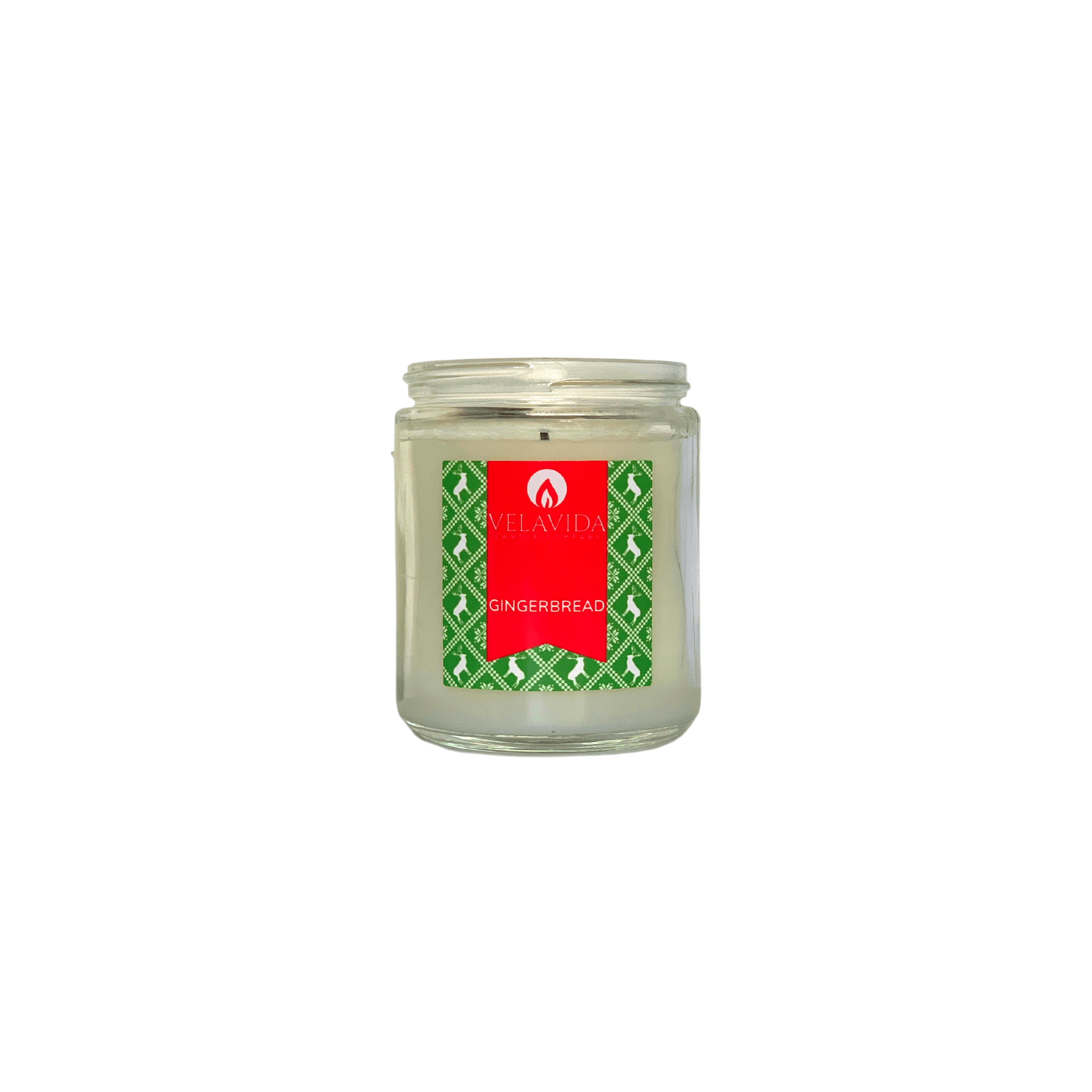 Gingerbread Candle 8oz.