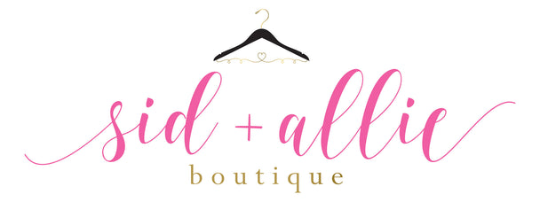 sid+allie boutique
