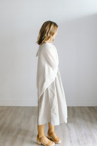 the poncho [linen]