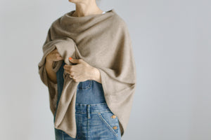 the poncho [buckwheat]