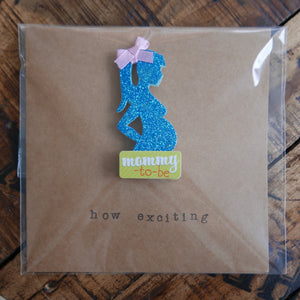 Mommy to be - Greeting Card
