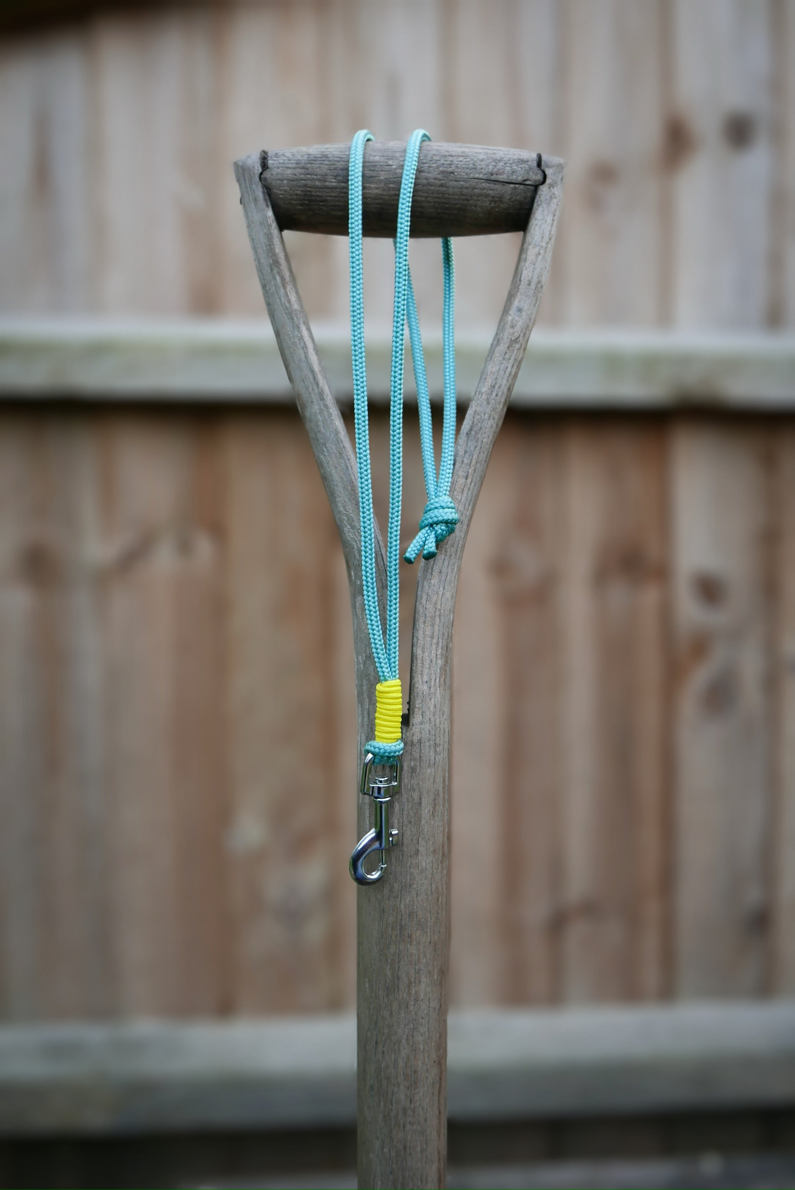 Customisable Premium Lanyard: Sea Green