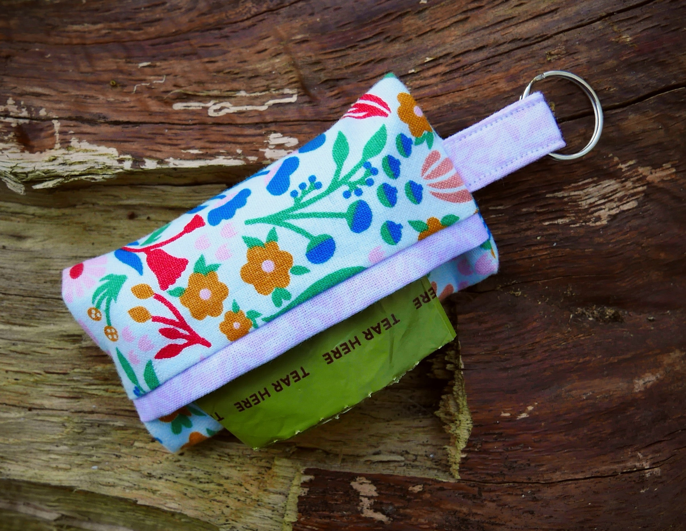 Poop Bag Holder: Hello Spring