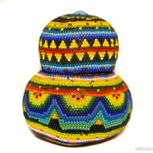 Load image into Gallery viewer, Huichol beaded bowl