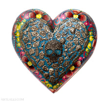 Load image into Gallery viewer, Miracles Decorated Balloon Heart