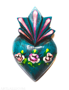 Miracles Magnet Heart