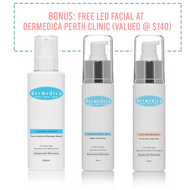 Dermedica's Complete Skin Smoothing Kit