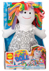 Color And Cuddle Doll - ALEX