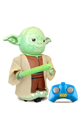 Yoda Inflable De Star Wars Jumbo - Hamleys