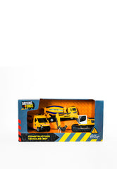 Construction Vehicle Set - Hamleys