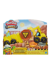 Pd Excavator N Loader - Play Doh